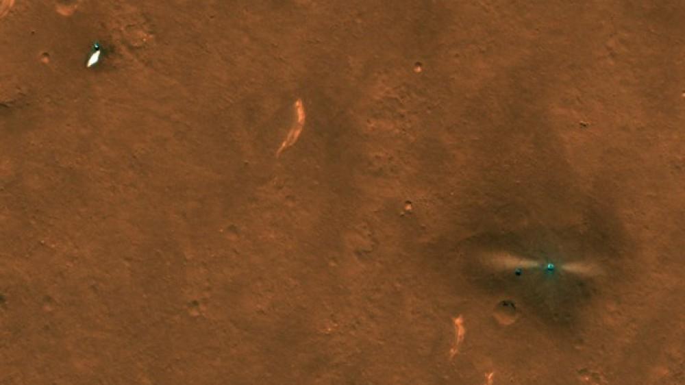 Prosegue la missione su Marte del rover cinese Zhurong. Il Mars continua a inviare immagini del Pianeta Rosso sulla Terra
