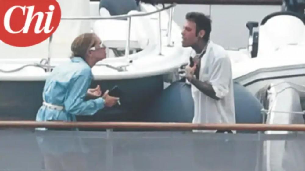 """""""Quel lago di Como..."""": Fedez fa pace con la Ferragni dopo la lite in barca. E stupisce di nuovo tutti"""
