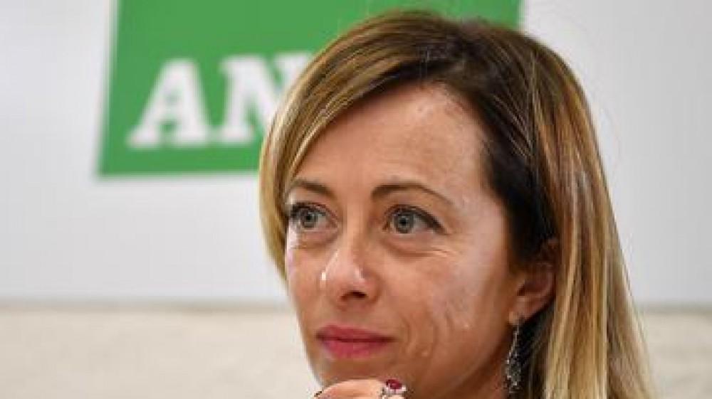 Rai, mare mosso nel centrodestra, Fratelli d'Italia protesta e Giorgia Meloni diserta  il comizio unitario