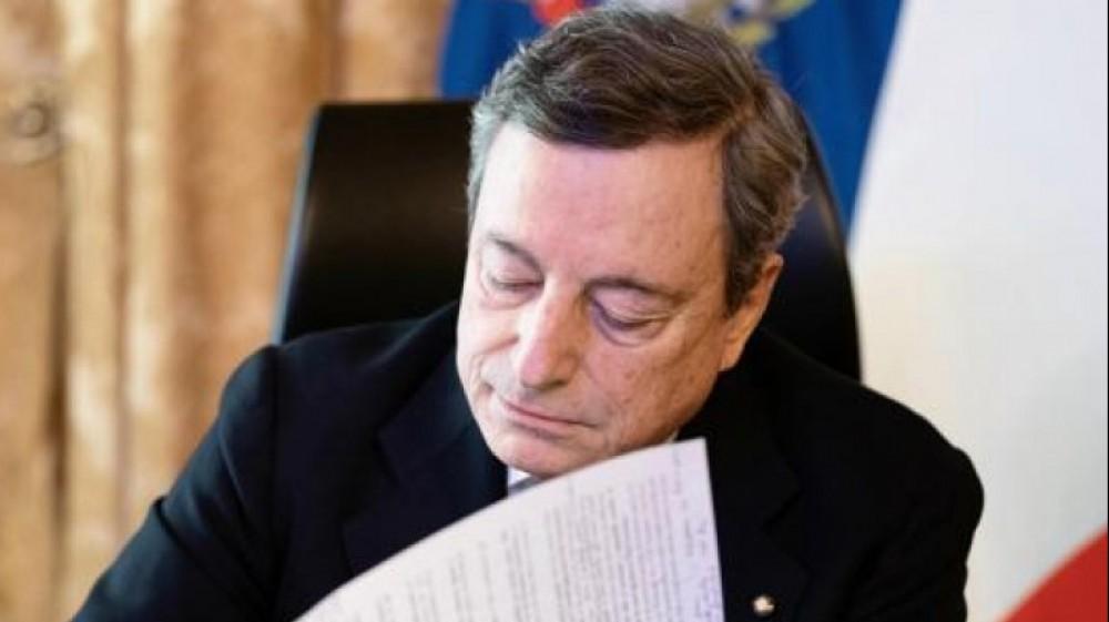 Recovery, il premier Draghi presenta il piano a Montecitorio: il destino dell'Italia in 248 miliardi