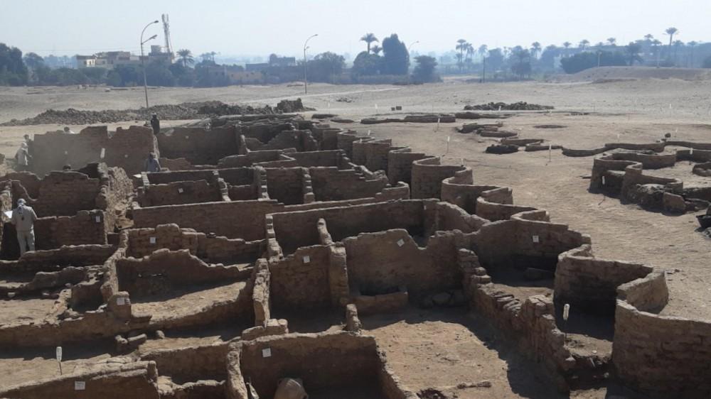 Ritrovata in Egitto la città d'oro perduta, si tratta del più grande insediamento urbano nel paese