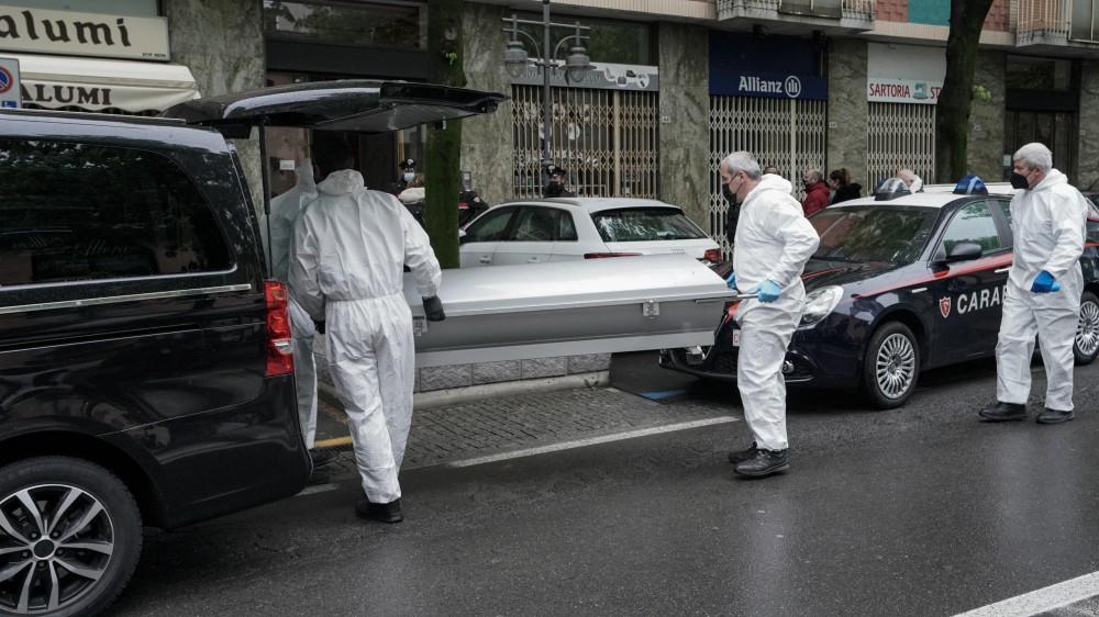 Rivarolo Canavese, 83enne uccide la moglie, il figlio disabile e i padroni di casa