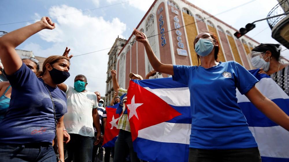 Rivolta a Cuba, scontri e proteste come negli anni 90