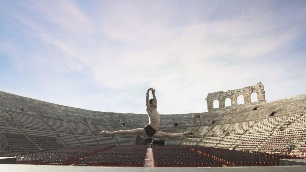 Roberto Bolle & Friends all'Arena di Verona. Due date eccezionali, imperdibili, nel segno della danza