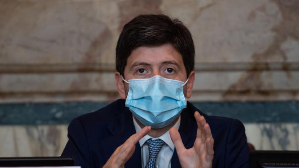 Roberto Speranza, l'Italia sta facendo una grande campagna di vaccinazione