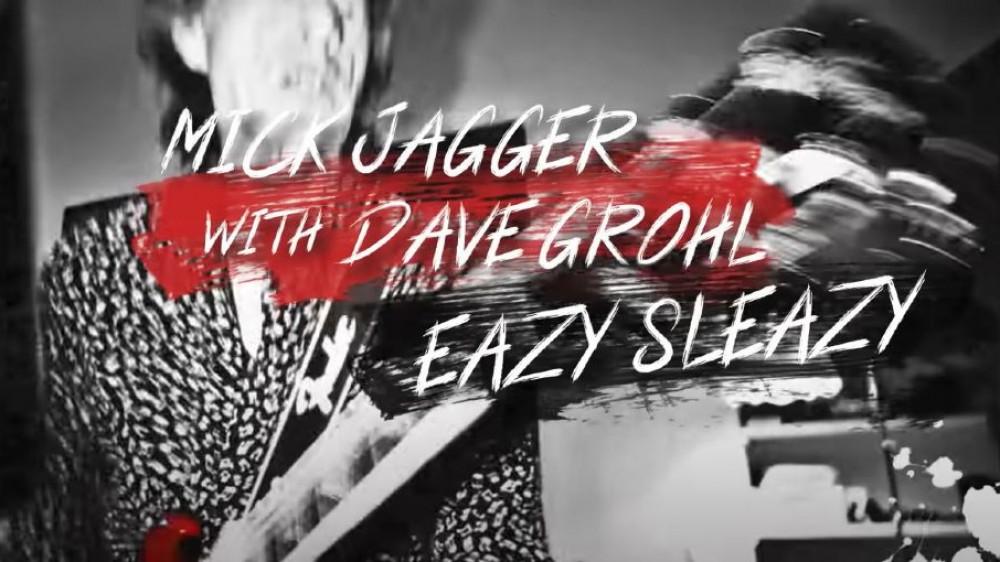 Rock all'asta: cinquantamila dollari per un video d'arte legato alla canzone di Mick Jagger e Dave Grohl