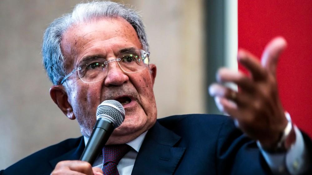 """Romano Prodi su RTL 102.5: """"Io Presidente della Repubblica? Non fa per me"""""""