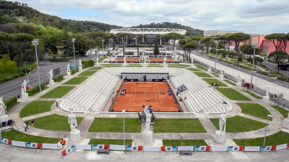 RTL 102.5 partner degli Internazionali BNL d'Italia di Tennis 2021