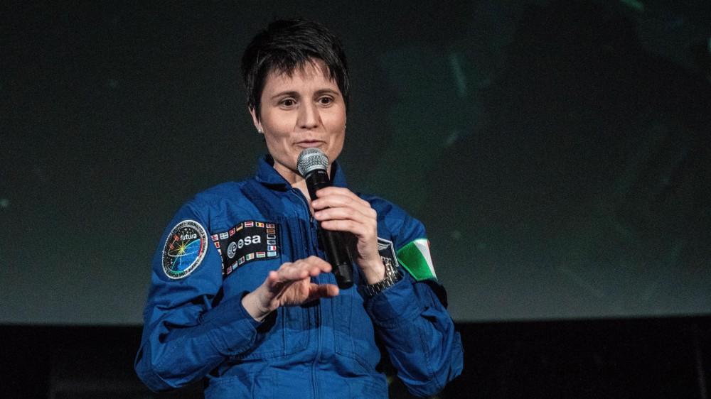 Samantha Cristoforetti tornerà nello spazio per la seconda volta; nel 2022 sarà  a bordo della ISS