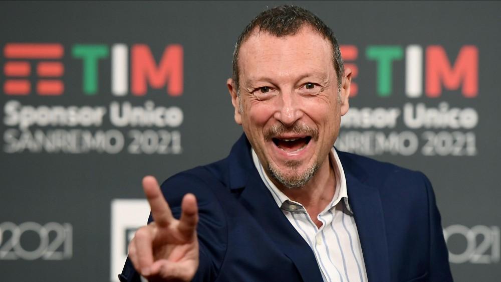 Sanremo, Amadeus conferma che non condurrà il festival anche il prossimo anno