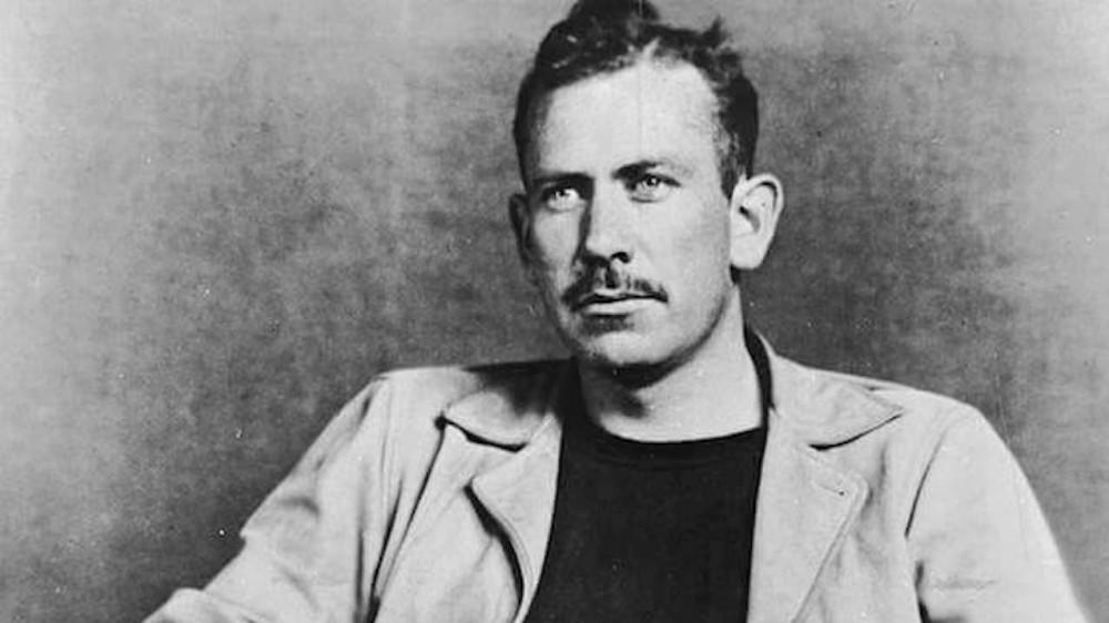 Scoperto un romanzo inedito del grande scrittore americano John Steinbeck, premio Nobel per la letteratura