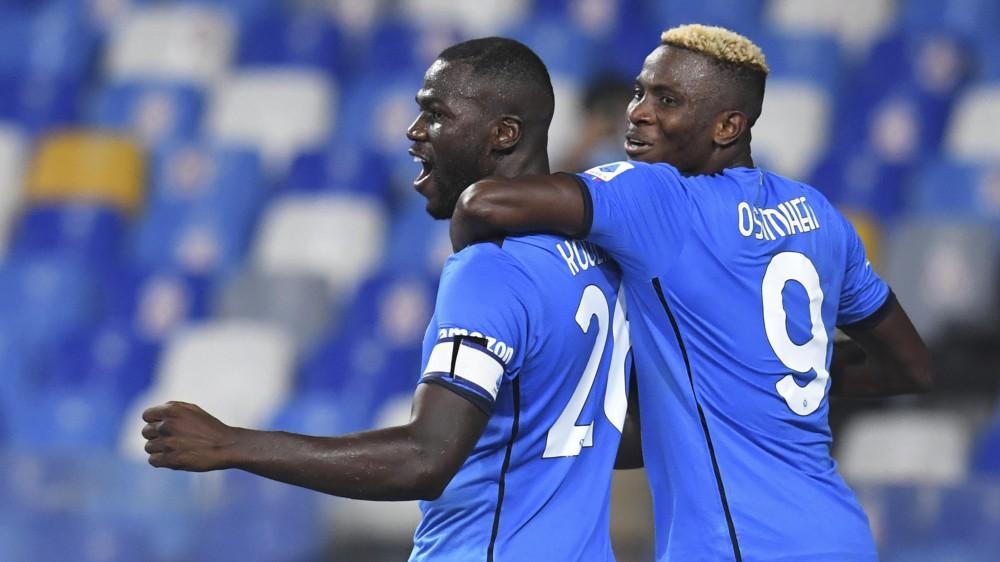Serie A, Empoli-Venezia 1-2, Napoli-Juventus 1-2, Atalanta-Fiorentina