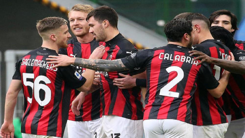 Serie A, il Milan parte vincendo, 1-0 sulla Sampdoria, pareggio 2-2 tra Cagliari e Spezia