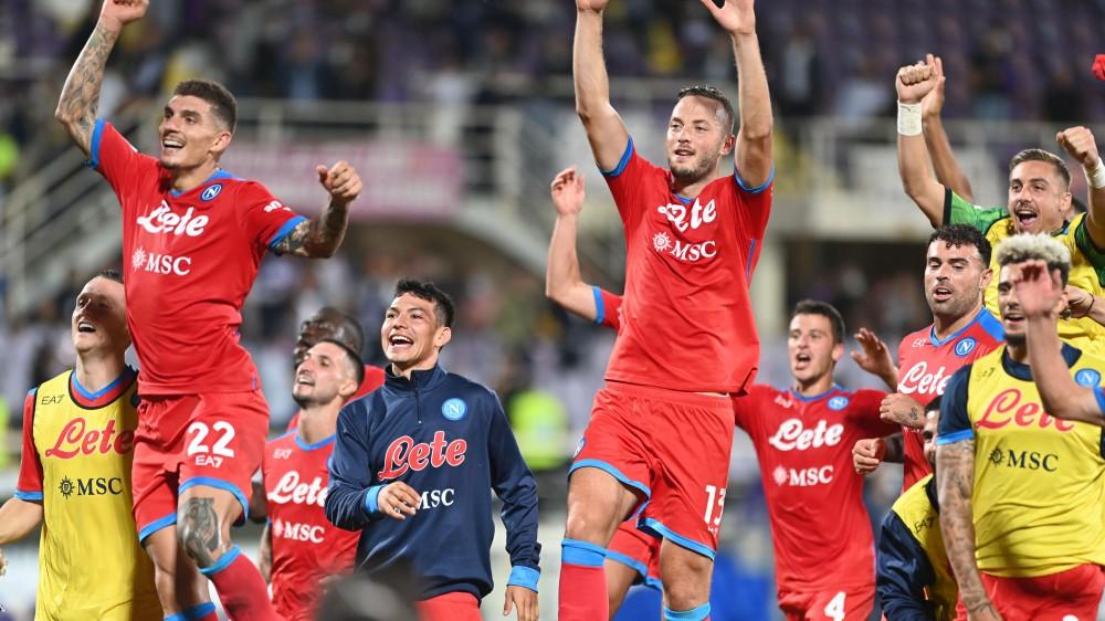 Serie A, Napoli, settimo successo di fila e primato in classifica, il Milan passa a Bergamo