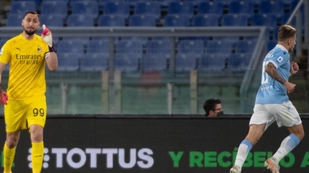 Serie A, successi del Napoli 2-0 sul Torino e della Lazio 3-0 al Milan nei posticipi della 33esima giornata