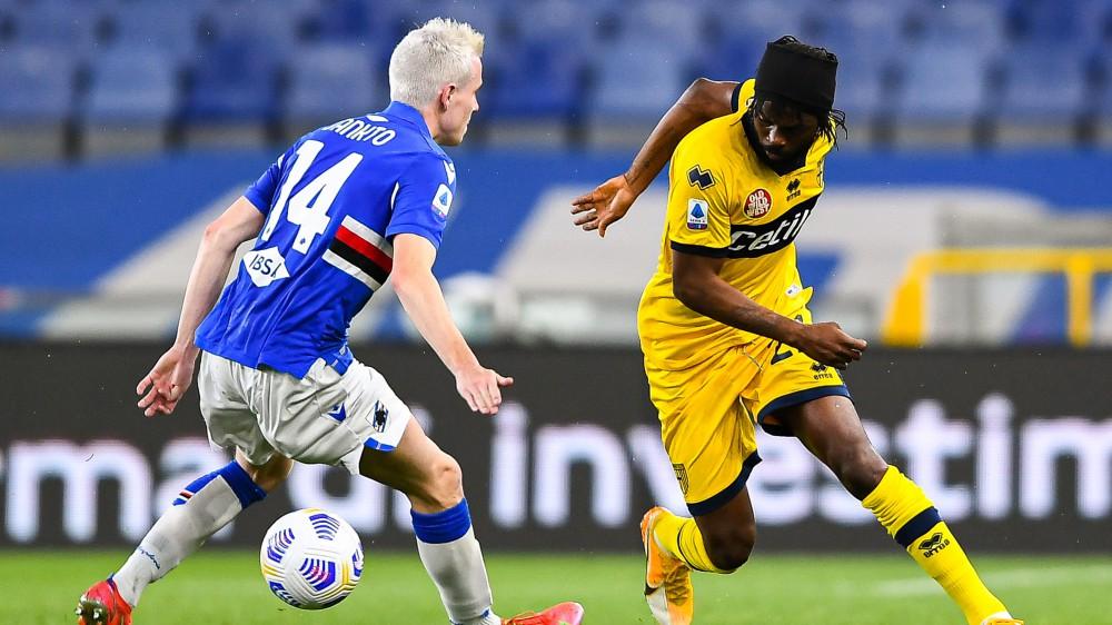 Serie A, ultima giornata, in tre per due posti in Champions League