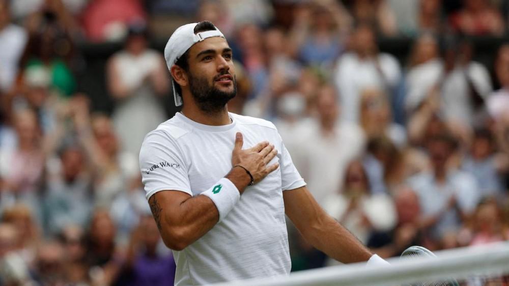 Sfuma il sogno di Berrettini: a Wimbledon vince Djokovic in quattro set