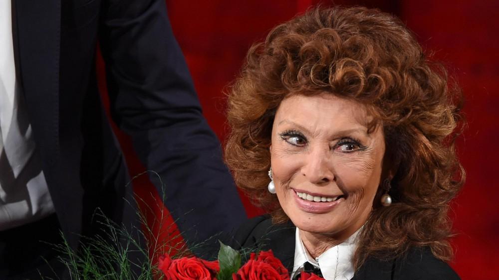 Sofia Loren compie 87 anni, è l'attrice italiana più amata del mondo