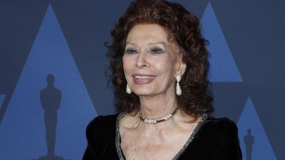 """Sophia Loren oggi a Firenze per ricevere le chiavi della città e inaugurare il """"suo"""" ristorante"""