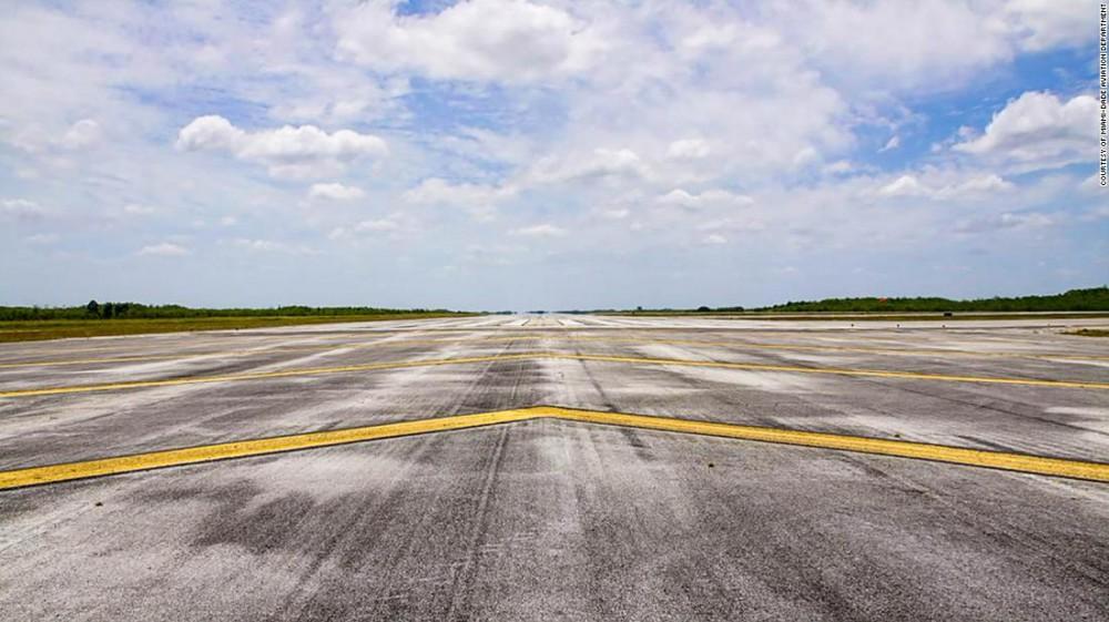 Stati Uniti, doveva essere il più grande aeroporto al mondo, ma non è mai stato aperto