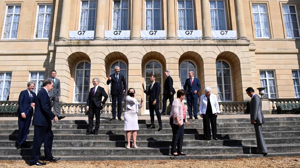 Storico accordo al G7 sulla tassazione globale delle grandi imprese del settore tecnologico; l'aliquota minima sarà del 15%