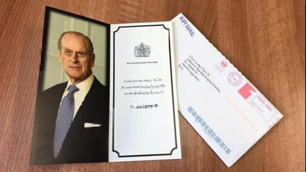 Stupore a Campobasso, la regina Elisabetta risponde alla lettera di cordoglio degli studenti