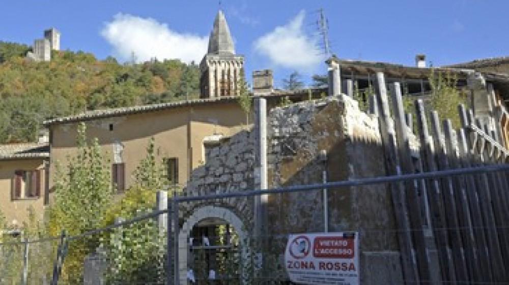 Superbonus edilizio rafforzato per la ricostruzione delle abitazioni del sisma nel centro Italia