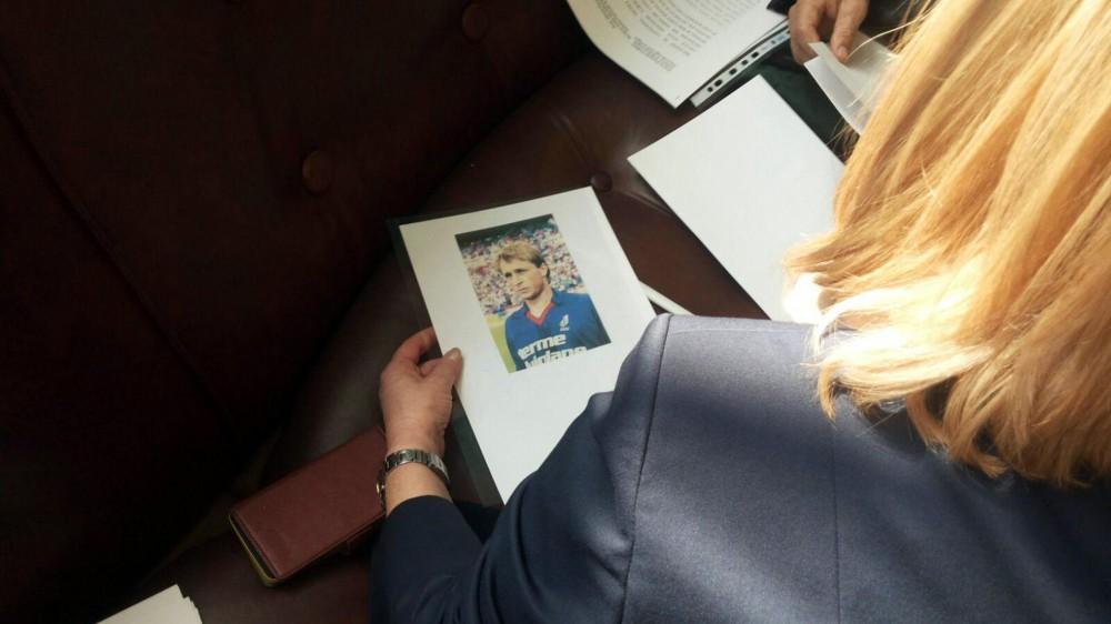 Svolta nel caso Bergamini, a processo la fidanzata del calciatore morto nel 1989