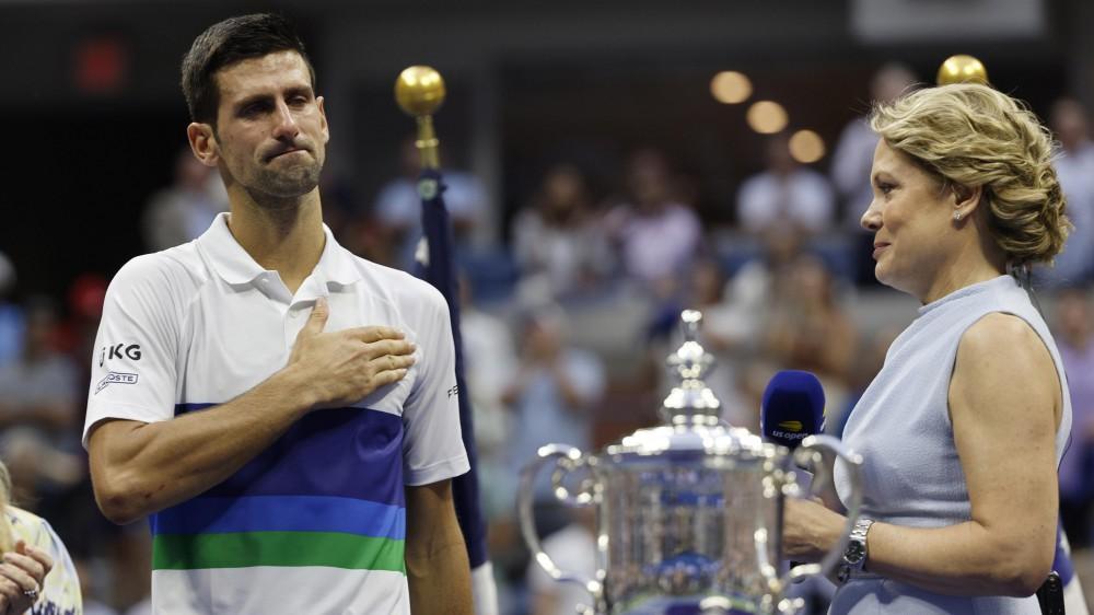 Tennis: Sfuma il sogno del Grande Slam, Nole Djokovic sconfitto da Daniil Medvedev nella finale degli Us Open
