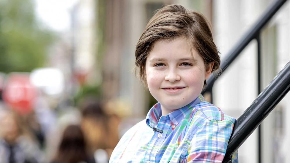 Un bambino di 11 anni si è laureato in fisica all'Università di Anversa, in Belgio