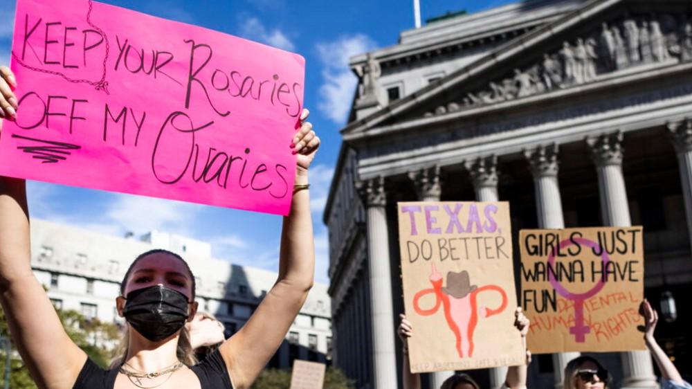 Usa: sospesa da un giudice federale la legge del Texas sull'aborto, prima vittoria per l'amministrazione Biden