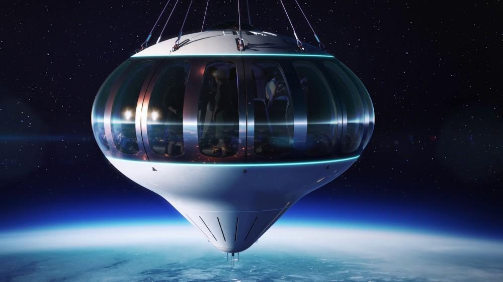 Viaggi nello spazio solo per milionari? Per noi appassionati del cosmo ora c'è la mongolfiera, molto meno costosa