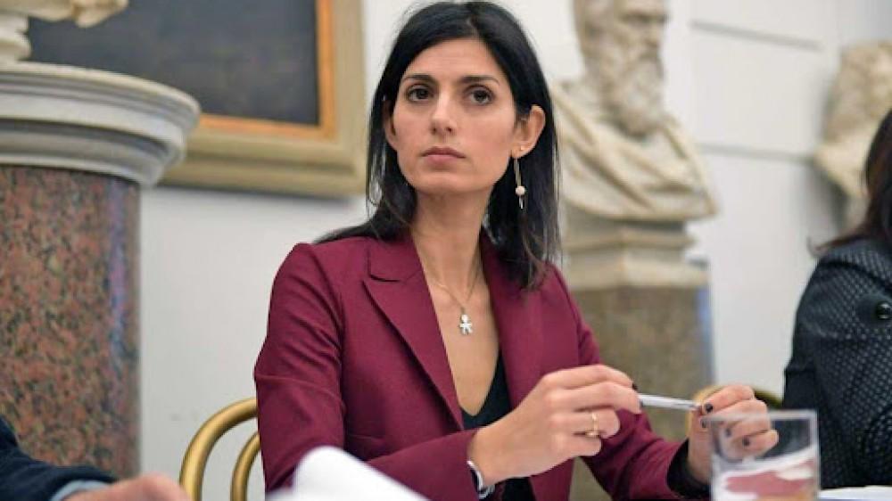 """Virginia Raggi: """"Roma è una Ferrari, sulla questione cinghiali la Regione non ha fatto il suo lavoro"""""""