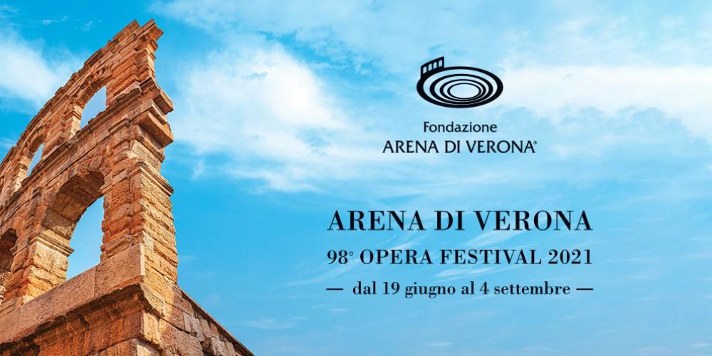 98°Arena di Verona Opera Festival 2021