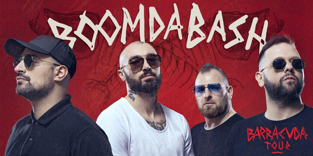 "BOOMDABASH - ""BARRACUDA WINTER TOUR"""
