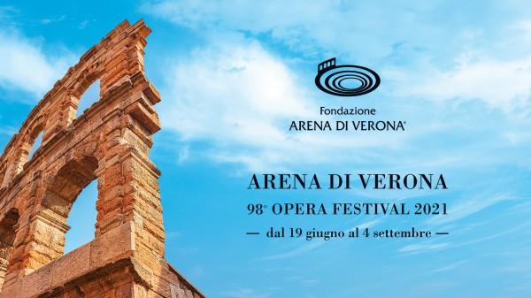 Artisti Vari - Arena di Verona Opera Festival 2021