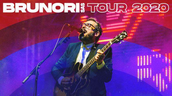 Brunori Sas - TOUR 2021